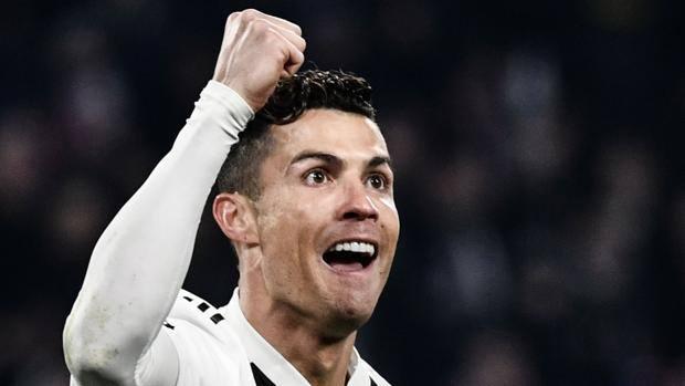 Cristiano Ronaldo, attaccante della Juventus. Afp