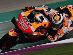 Jorge Lorenzo, 31 anni, domenica alla sua prima gara con la Honda ha chiuso 13° AFP