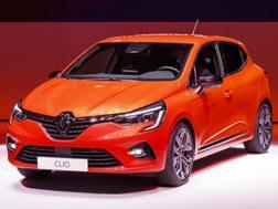 La nuova Renault Clio presentata a Ginevra. Ap