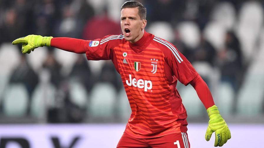 """Szczesny: """"Totti è leggenda E con Nainggolan al Casinò..."""""""
