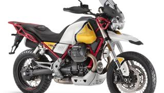 La V85 TT, crossover made in Moto Guzzi