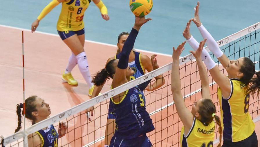 Scandicci si arrende Il Fenerbahçe vince 3-1