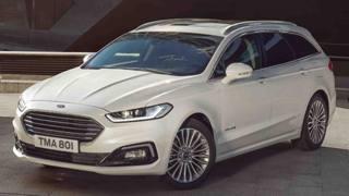 La Ford Mondeo Wagon è anche ibrida