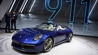 Alla scoperta della Porsche 911 Cabriolet