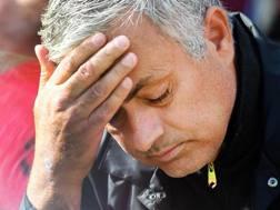 José Mourinho, ex allenatore del Real Madrid, 56 anni. Epa
