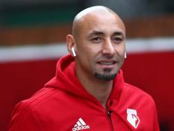 Huerelho Gomes, portiere del Watford. Getty