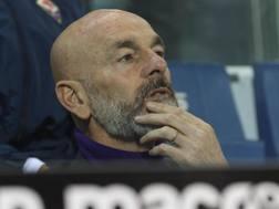 Stefano Pioli, allenatore della Fiorentina, 53 anni. Ansa