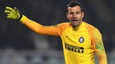 Samir Handanovic, 34 anni. Getty