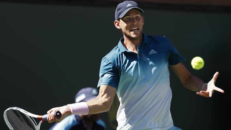 Indian Wells: ritiro Nadal La finale è Federer-Thiem