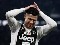 Ronaldo. Afp