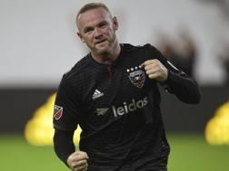 Wayne Rooney, 33 anni. Ap