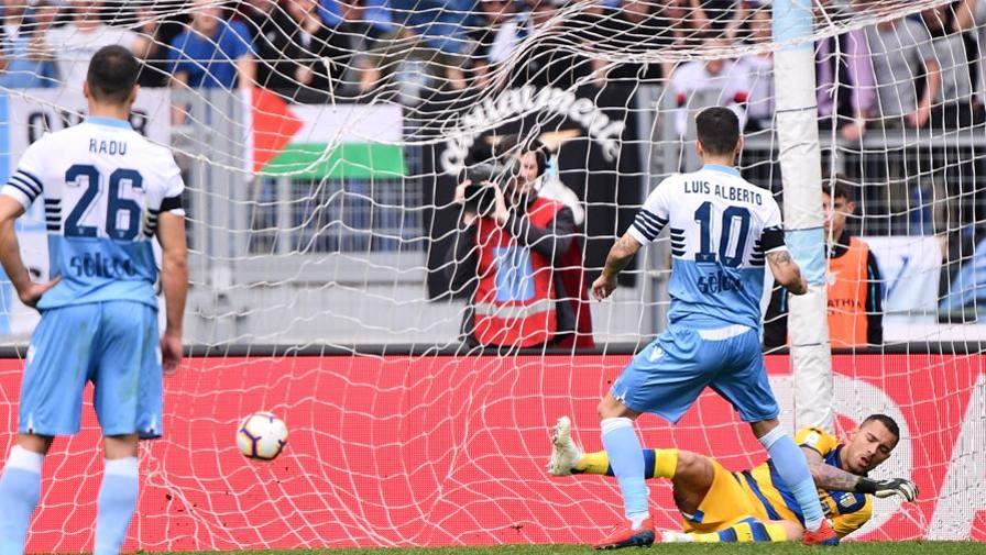 Si riparte senza cambi LIVE Lazio-Parma 4-0