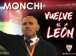 Monchi. Ansa
