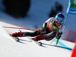 Mikaela Shiffrin, 24 anni. Getty