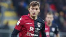 Nicolò Barella, 22 anni, stella del Cagliari e promessa della Nazionale. Ansa