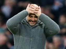 Guardiola. Getty