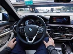 Un sistema di guida autonoma testato su una strada statunitense