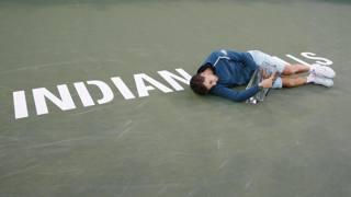 Thiem festeggia ad Indian Wells