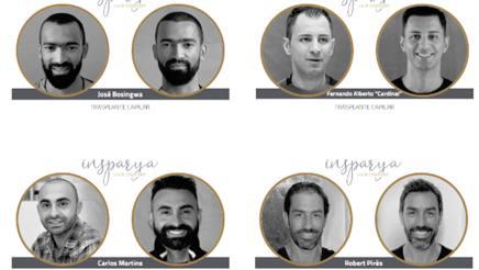 Gli ex calciatori testimonial della clinica di CR7