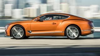 Bentley Continental GT V8 ricomincia da tre