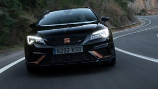 Seat Leon Cupra R ST, potente e versatile