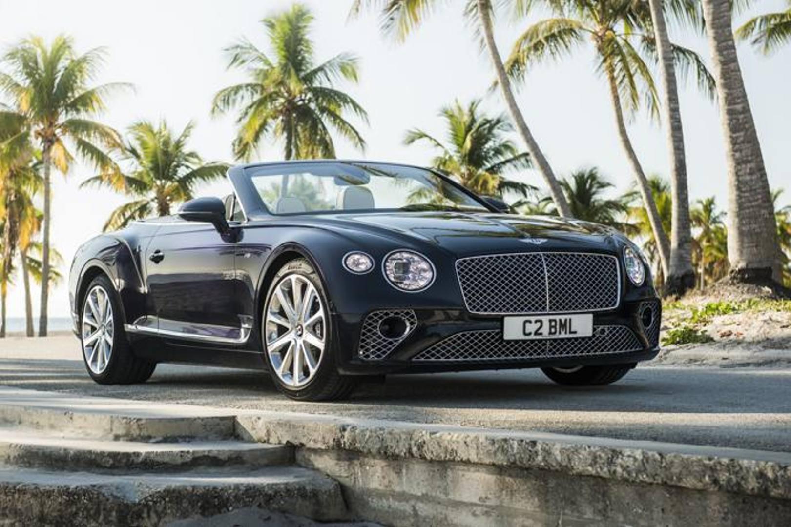 Alla terza generazione si rinnova la Bentley Continentale GT con l'inedito V8 biturbo da 4 litri