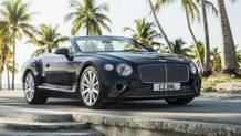 La Bentley Continental Convertible GT V8