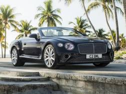 La Bentley Continental Convertible GT V8