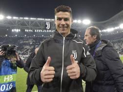 Cristiano Ronaldo, 34 anni, ha giocato 26 partite su 28 in questo campionato. Getty
