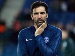 Gianluigi Buffon, 41 anni. Afp
