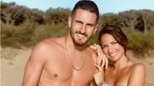 Koke con la moglie Beatriz. Instagram