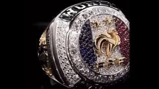Pogba, che regalo! Anello di diamanti alla Nazionale francese campione 2018