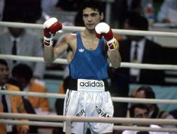 Giovanni Parisi, campione olimpico nel 1988.