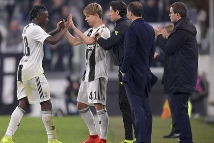 Nicolussi sostituisce Kean con l'Udinese e debutta in serie A. Getty