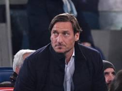 Francesco Totti, 42 anni. Lapresse