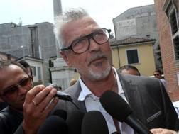 Stefano Tacconi, ex portiere della Juventus, 61 anni. Ansa