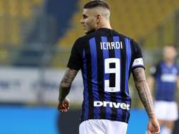 Inter, riecco Icardi. Ansa
