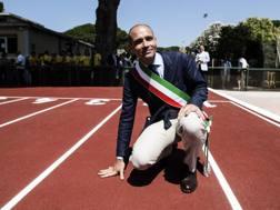 Daniele Frongia, assessore allo sport di Roma (Ansa)