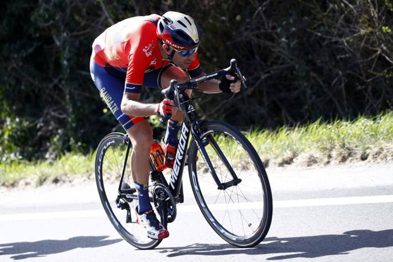 L'ultimo vincitore, Vincenzo Nibali. Bettini