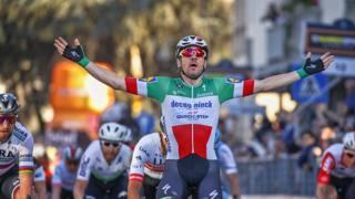Da Viviani ad Alaphilippe: cinque stelle per la Milano-Sanremo