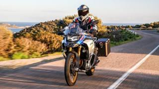 La Bmw F 850 GS Adventure tra asfalto e sterrato