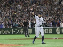 Ichiro Suzuki, 45 anni. Afp