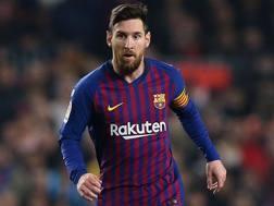 Messi. Getty