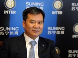 Zhang Jindong. Getty