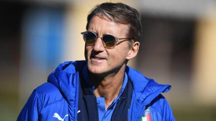 Roberto Mancini, 54 anni. Getty