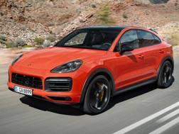 Il nuovo Porsche Cayenne Coupé