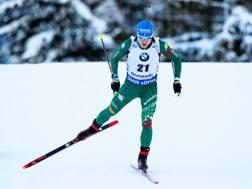 Lukas Hofer. Getty