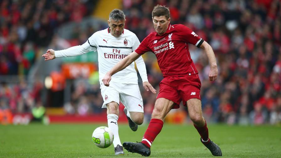 Liverpool Legends-Milan Glorie 3-2: spettacolo ad Anfield, la decide ...
