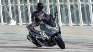 Honda Forza 300, qualità e comfort