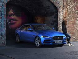 La rinnovata Jaguar XE